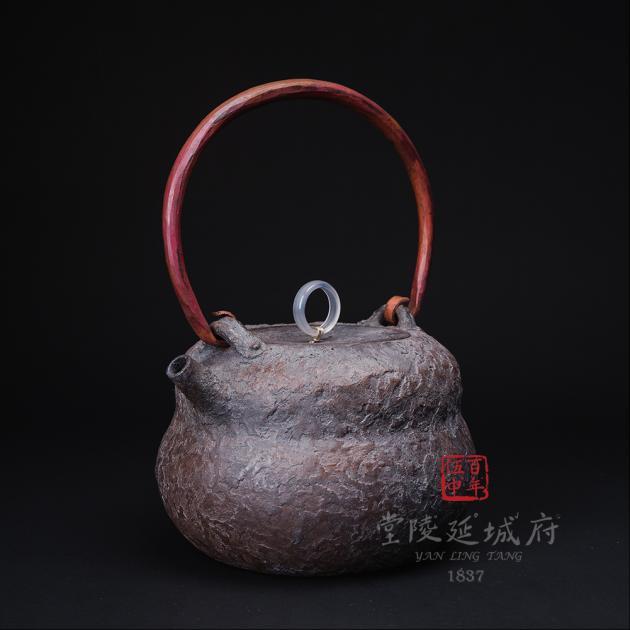 紫砂仿生燒水壺│濎闊 1