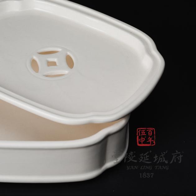 象牙瑶質壺承 3