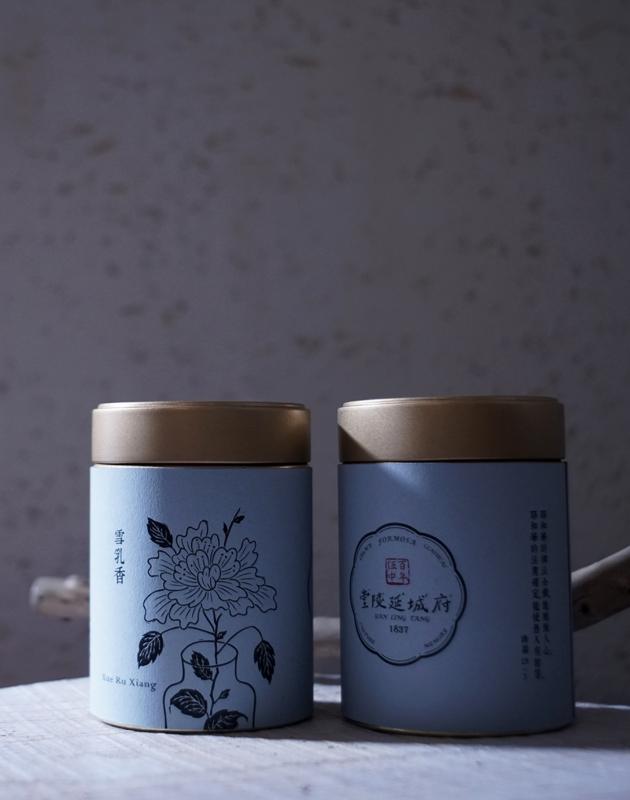雪乳香 Xue Ru Xiang 1