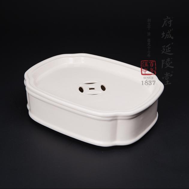 象牙瑶質壺承 1